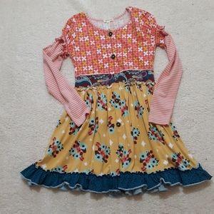 Matilda Jane Friends forever Annika LS dress, 8